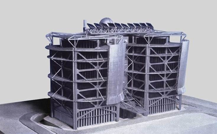 Solar Ofice Building